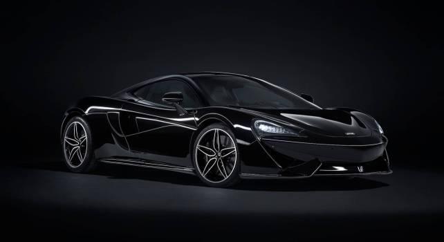 McLaren 570GT MSO Black Collection : Un véhicule hors du commun en édition limitée