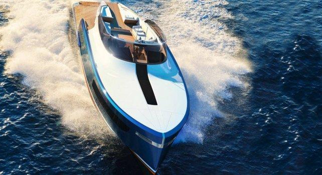 Rolls-Royce Aeroboat S6 : Le yacht haute performance signé RR