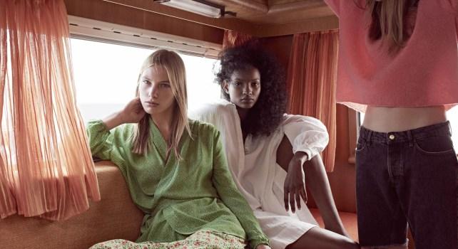 American Vintage : Notre sélection de combinaisons femme pour l'été 2018