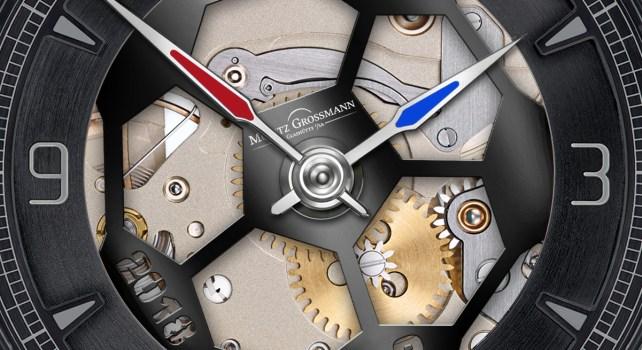 Moritz Grossmann : Une montre pour célébrer la victoire française en Coupe du Monde