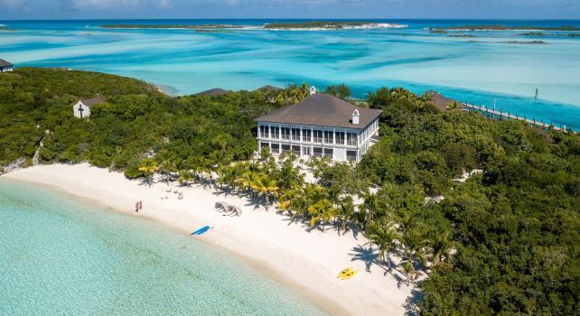Little Pipe Cay : Achetez votre propre île privée dans les Caraïbes