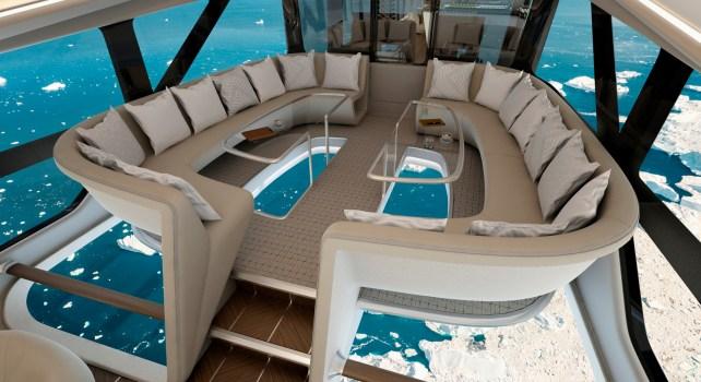 Airlander 10 : Un avion-dirigeable atypique au luxe inégalé