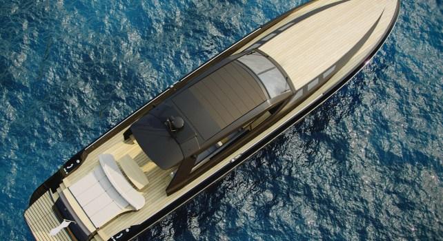 Otam 85 GTS  : Un yacht aussi performant que confortable