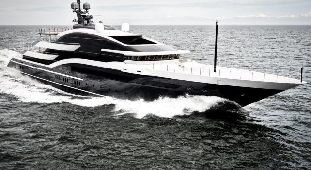 Oceanco Y717 : Le nouveau bijou du célèbre constructeur naval