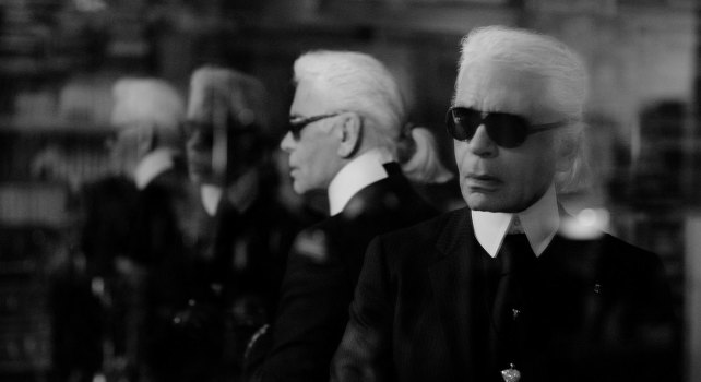 Karl Lagerfeld : 19 Février 2019
