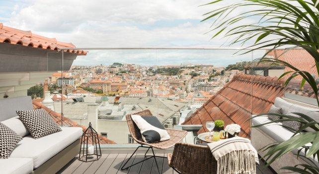The Lumiares Hotel & Spa Lisbonne : Une lettre d'amour au Portugal