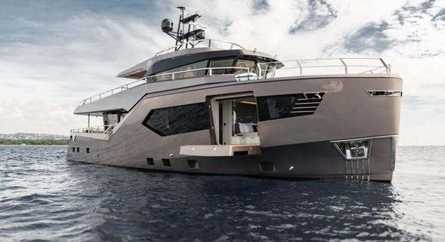 Vripack ROCK : Un yacht aussi impressionnant que raffiné