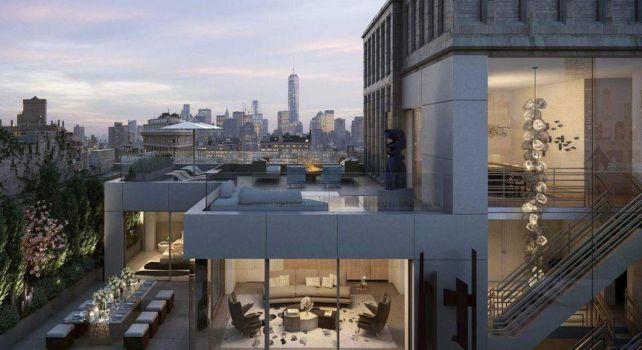 Jeff Bezos : Le fondateur d'Amazon s'offre un Penthouse à New-York pour 80 millions de dollars