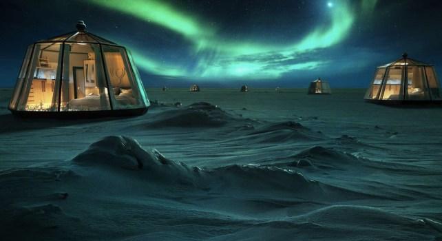 Northernmost Hotel : Offrez-vous le luxe d'une aventure unique