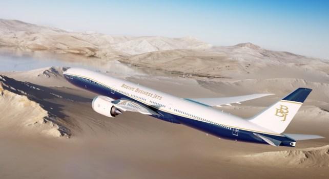 Boeing BBJ 777X : Le plus grand et le plus luxueux des jets privés