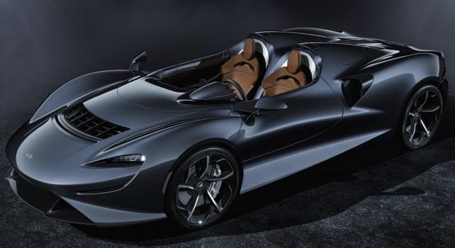 McLaren Elva : Le nouveau modèle à l'allure ambitieuse