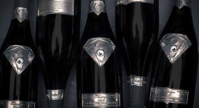 Les 10 champagnes les plus chers du monde