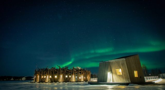 Arctic Bath : Découverte d'un hôtel hors du commun en Laponie