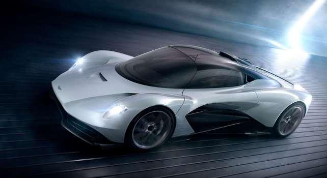 Aston Martin Valhalla : Le prédateur des routes