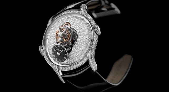 5 montres tourbillon exceptionnelles