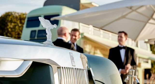Rolls Royce Whispers : Le club de membre le plus exclusif au monde