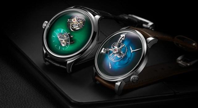 MB&F x H. Moser & Cie : Une collaboration inédite pour deux nouvelles créations horlogères