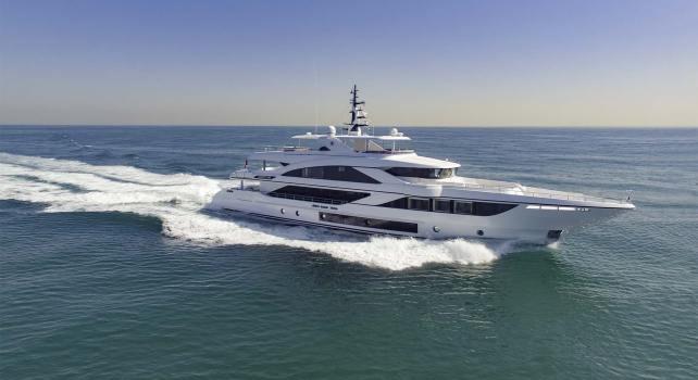 Majesty Yacht 140 : Personnalisez votre yacht à l'infini