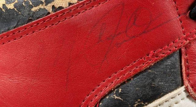 Christie's Nike Air Jordan : Nouveau record de vente avec une paire adjugée $615.000