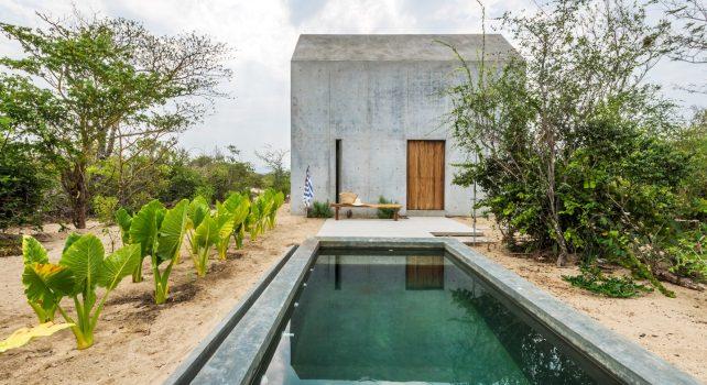 Casa Tiny near Casa Wabi : Une micro-maison à louer sur AirBnB