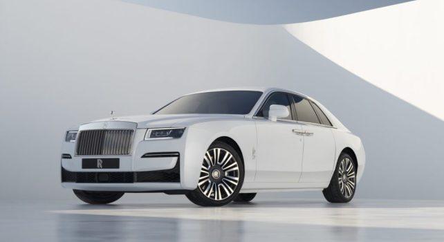 Rolls-Royce Ghost 2020 : Une nouvelle édition encore plus luxueuse