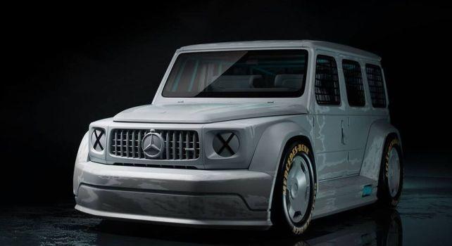 Mercedes-Benz x Virgil Abloh : le Project Geländewagen enfin dévoilé