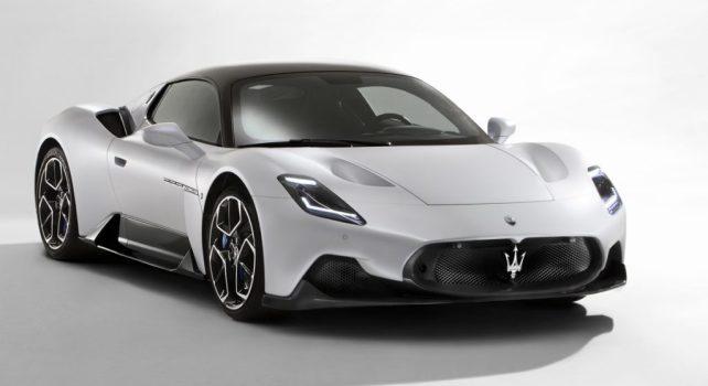 Maserati MC20 : Découvrez la nouvelle sortie super-sportive italienne