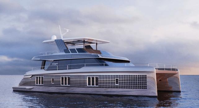 60 Sunreef Power Eco : Le yacht écologique et personnalisable