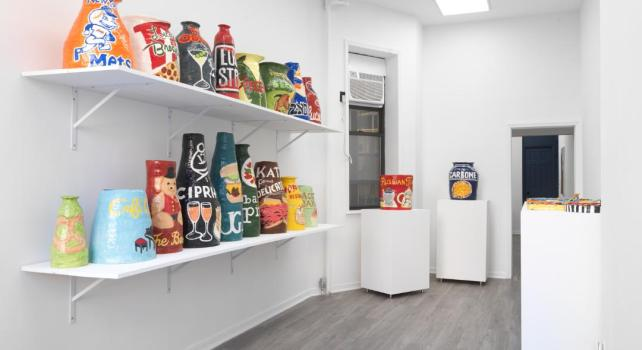 « Half Sandwich and Matzo Ball Soup » : La nouvelle exposition signée Jake Clark à ATM Gallery NYC