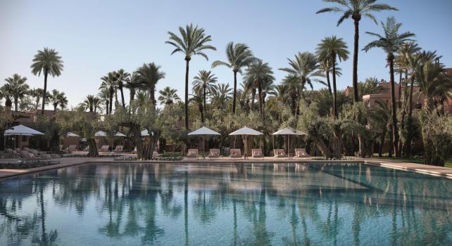 Royal Mansour Marrakech : L'hôtel arrive en tête du classement des meilleurs hôtels d'Afrique