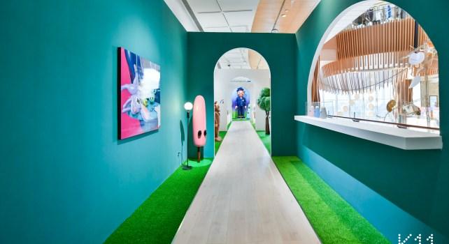 Cesar Piette's Garden : Misha Made présente l'artiste français au cœur du Art Mall K11