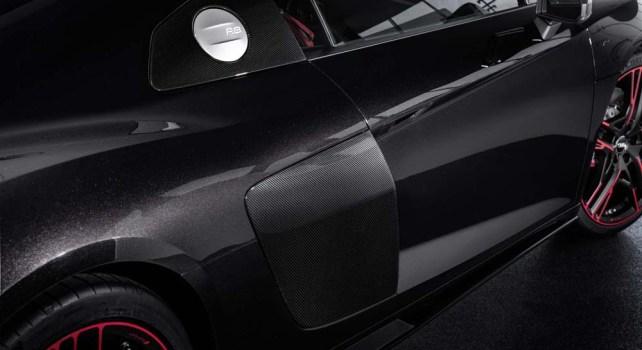 Audi R8 RWD Panther Edition : La nouvelle édition agressive du modèle iconique