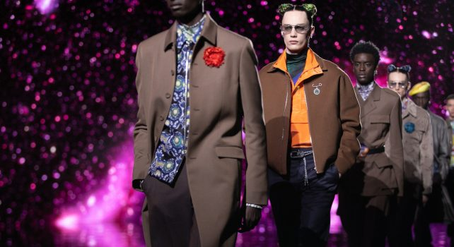 Dior Homme Fall 2021 : Le savoir-faire à l'heure du virtuel