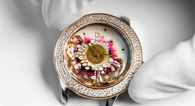 Dior Grand Bal : Une montre de gala pour les plus grandes occasions