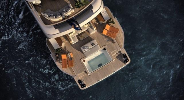 Benetti Oasis 40M : Le yacht sophistiqué signé Benetti