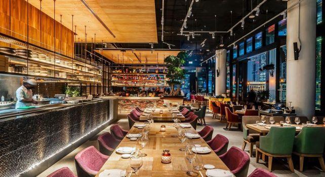 Clap Dubaï : L'alliance parfaite entre haute gastronomie japonaise et culture contemporaine