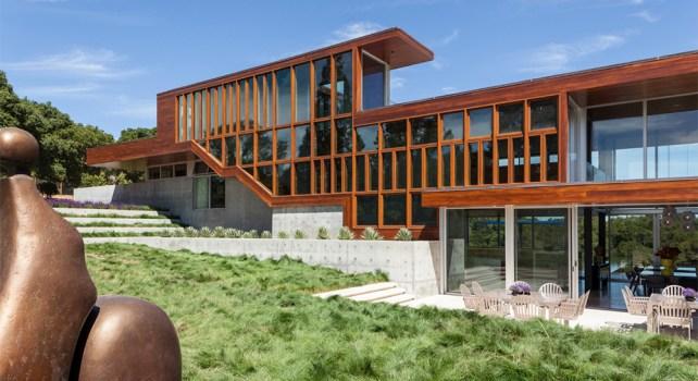 Silicon Valley : Une villa de 33 millions de dollars décorée d'œuvres d'art d'exception