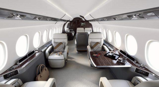Falcon 6X : Le nouveau jet privé signé Dassault Aviation décollera en 2021