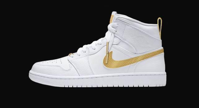 Caviar x Nike Air Jordan «Victory Gold» : Une édition faite d'or et diamants