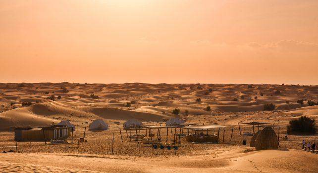 Sonara Camp : Une expérience unique en plein cœur du désert d'Arabie