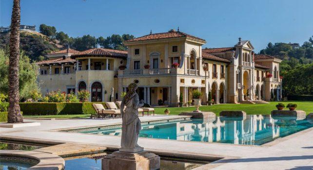 Villa Firenze : Découverte du manoir le plus cher au monde