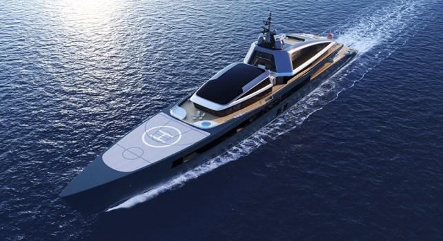 Piredda & Partners «Now» : L'avenir du yachting commence maintenant
