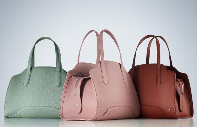 Les trois sacs Sesia présenté lors de la Collection Printemps Été 2021