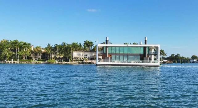 Arkup : Les premiers yachts habitables et 100% autonomes