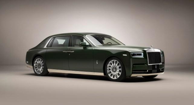 Rolls-Royce Phantom Oribe : Une commande unique en partenariat avec Hermès