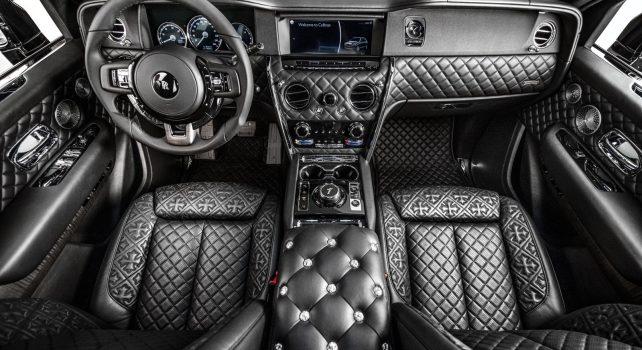 Rolls-Royce x Chrome Hearts : Un modèle unique imaginé par Drake