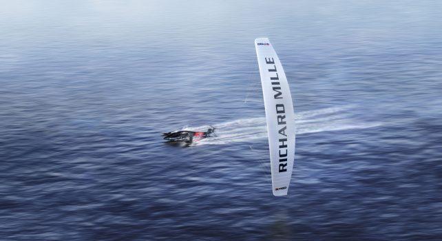 Richard Mille x SP80 : Une association pour battre le record du monde de vitesse à la voile