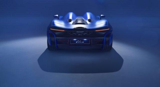 McLaren Elva : Une supercar atypique sans pare-brise à 2 millions de dollars