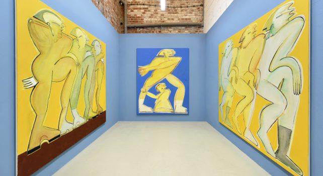 Anastasia Bay «Tipoe» : Une exposition détonnante au sein de la galerie She BAM!