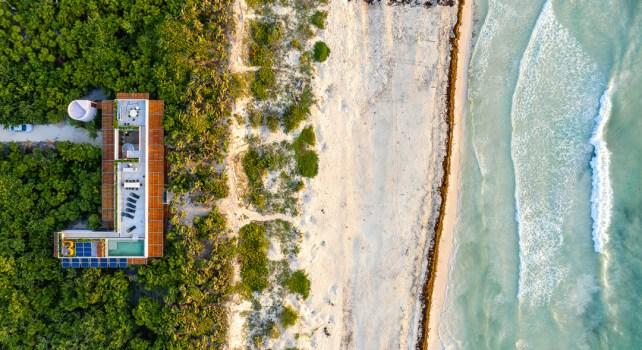 Casa Bautista: Immersion au cœur de la jungle mexicaine